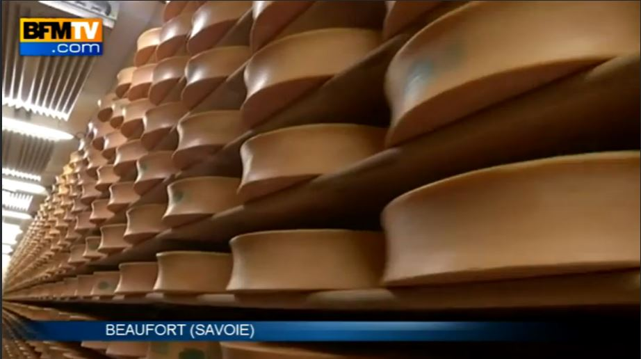 Savoie: un Beaufort qui produit de l'électricité